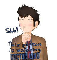 Doctor Who - Don't disturb by ice-cream-skies