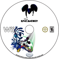 Epic Mickey by StormFireRealm