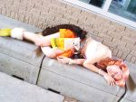 FFXIII - Sleeping Vanille by Hyokenseisou-Cosplay