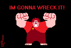 Wreck-It Ralph by TaRtOoN-Man94