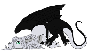 One winged derp by RusCSI
