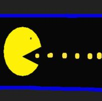 Animated Pac-Man by TyRRoche