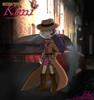Detective Kimi by NewEraOutlaw