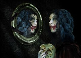 Mirror Mirror by GothDream