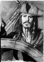 Captain Jack Sparrow III by ebonita