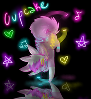 Bloop_I'm_a_raving_clown by CuppycakeSprinkles