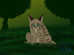 Nicole the Canadian Lynx by geckoZen