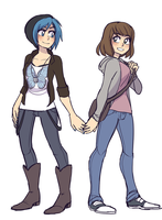 Life Is Strange by SOLAR-CiTRUS