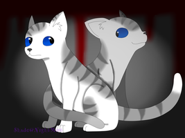 Darker Side of Me: Ivypool's Transformation by ShadowNightMist