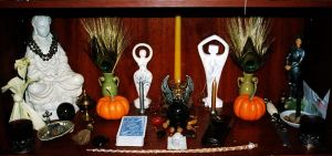 October-November Altar by Anariel-Erestor