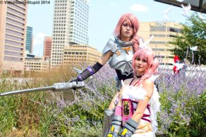 Otakon 2014 - Defiers of Fate(PS) 34 by VideoGameStupid