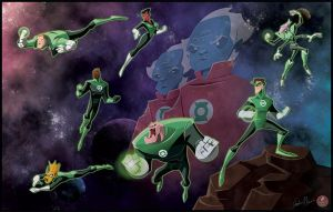 In Brightest Day by AndrewJHarmon
