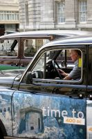 London Taxi Drivers by Stewdog