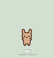 Toki profile by SqueakyToybox