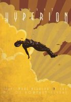 HYPERION poster - HYPERION by benjaminography