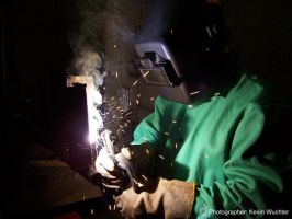 Stick Welding by covertsniper83