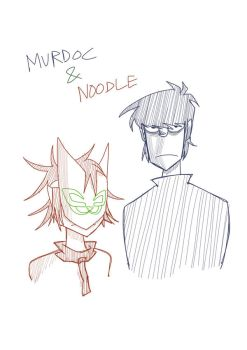 Muds and Noods by Vey-kun