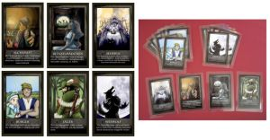 Werewolf Game - Card Set by Higarts