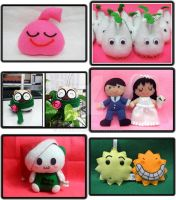 Ultimate Felt Craft Post (Part 8) ^^ by rarachan