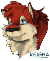 Keisha Fanart by wolfsilvermoon