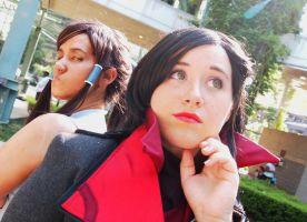 Korra cosplay by mechaboy07