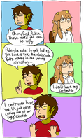 James the Assh0le by moliupok
