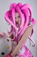 Cyber Hair by hoschie