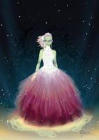 Space Bride by palnk