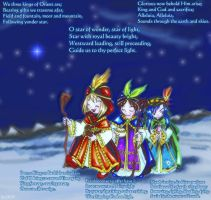 We Three Kings by Exarrdian