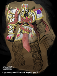 Paladin Armour Set Concept by ForrestAnthony
