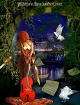 Listen to the song of the city by Alimera