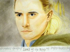 Legolas by lizzib7292