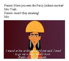 Percy Jackson Movies by DaedalusDaVinci