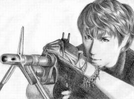 Gackt by thehiddensapphire
