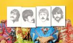 The Beatles Sgt Pepper WIP1 by Carl-Seager