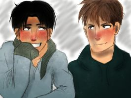 Marco and Jean by nika-chann