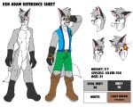 Ken Adam Reference by Domafox