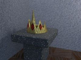 Ice King Crown by Morichalion