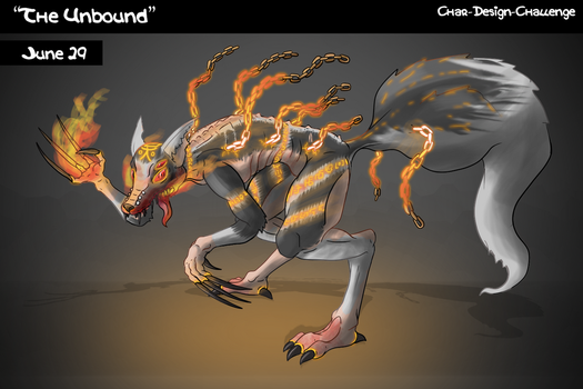 CDC - June29 - The Unbound by Xiaphear