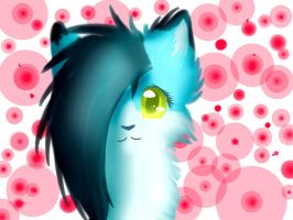 eye and fur practice by jenny96ist