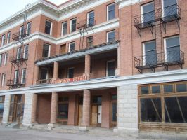 Goldfield Hotel by chelle-o