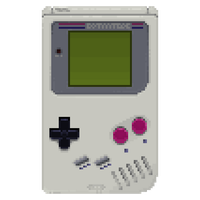 Gameboy in the Pixels by gfball84887
