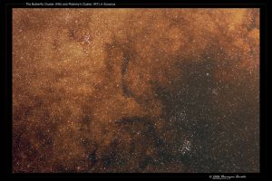 M6 and M7 in Scorpius by octane2