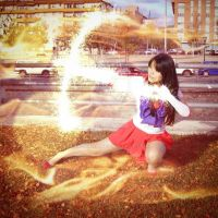 Sailor Mars Attack! by WuHara