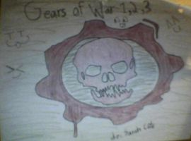 Gears of War 1,2,3 by SarahCote666