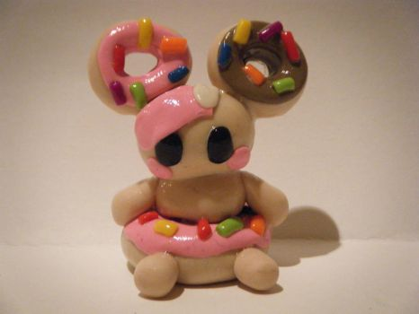 Donutella Tokidoki by m0ily
