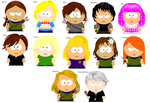 Hunger Games South Park by BuickRegalRacecar56