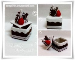 My Oreo Cake Box.. by SongAhIn