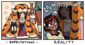 Indivisible RPG by emlan