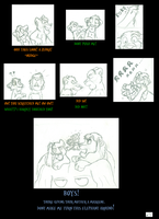 Brothers (Rough Comic) by wahyawolf